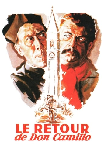 Poster of The Return of Don Camillo