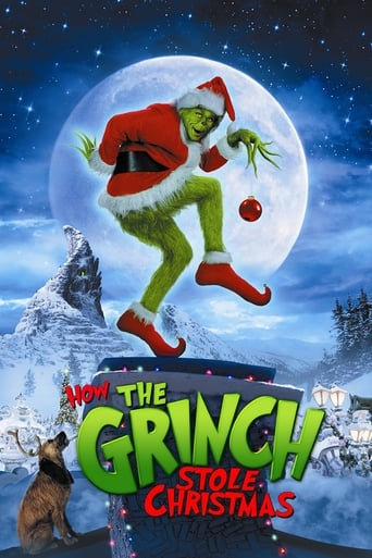 Poster of How the Grinch Stole Christmas