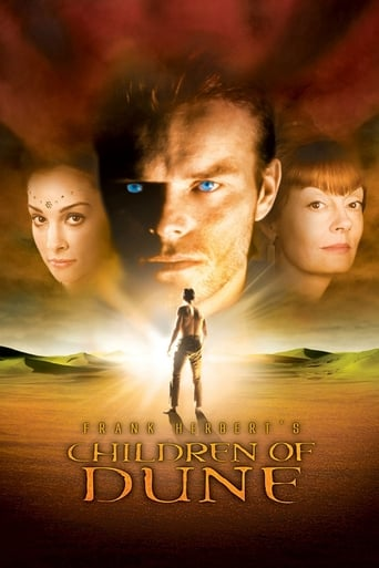 Poster of Frank Herbert's Children of Dune