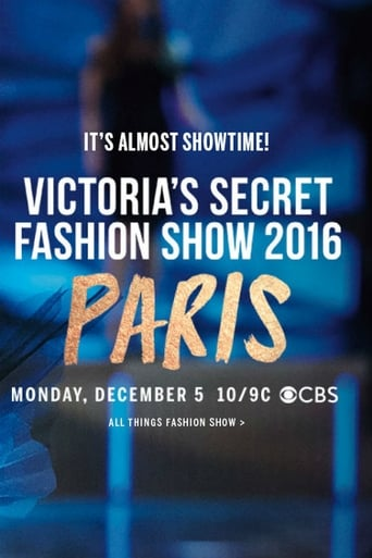 Victoria's Secret Fashion Show 2016 poster
