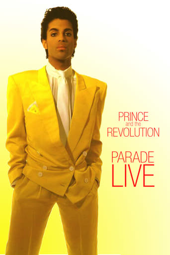 Poster of Prince and the Revolution: Parade LIVE