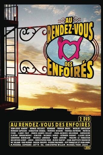 Poster of Les Enfoirés 2016 - Au rendez-vous des Enfoirés
