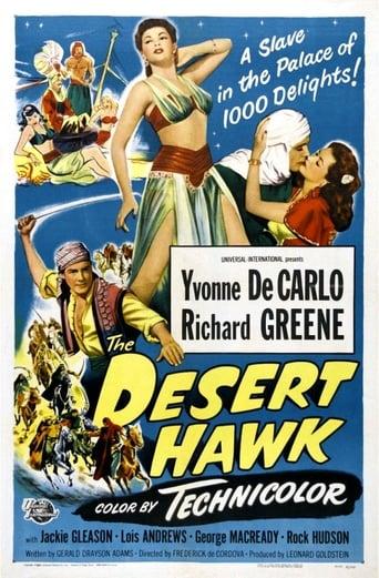 Poster of The Desert Hawk