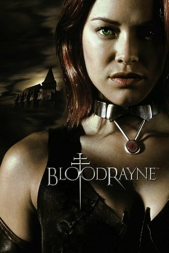 Poster of BloodRayne