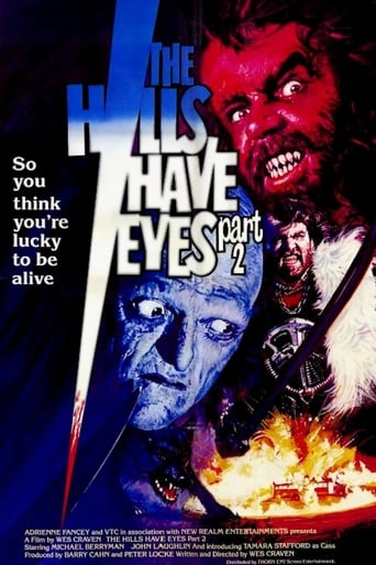 Poster of The Hills Have Eyes Part II