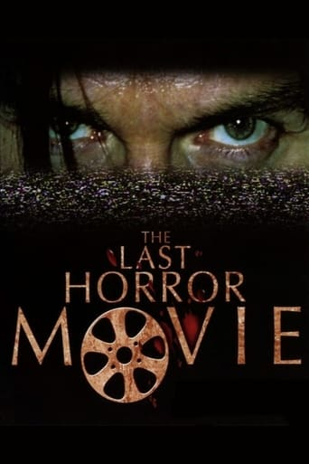 Poster of The Last Horror Movie