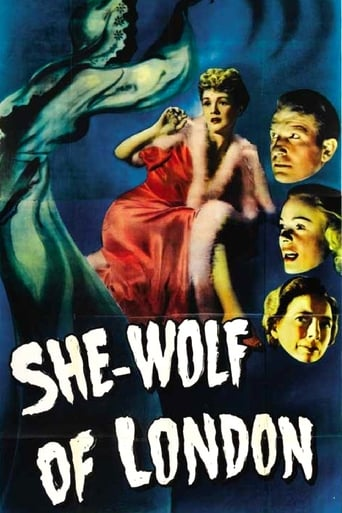 Poster of She-Wolf of London