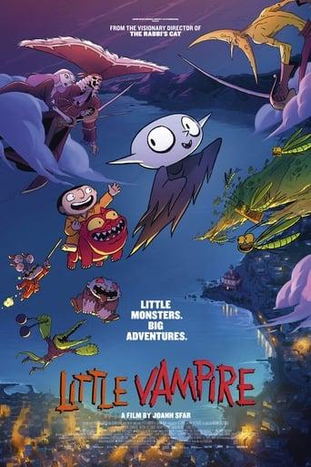 Poster of Little Vampire