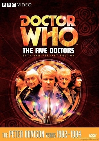 Poster of Doctor Who: The Five Doctors