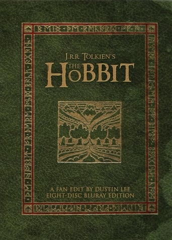 Poster of J.R.R. Tolkien's The Hobbit