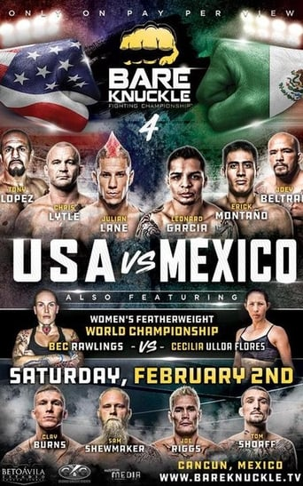 Bare Knuckle Fighting Championship 4