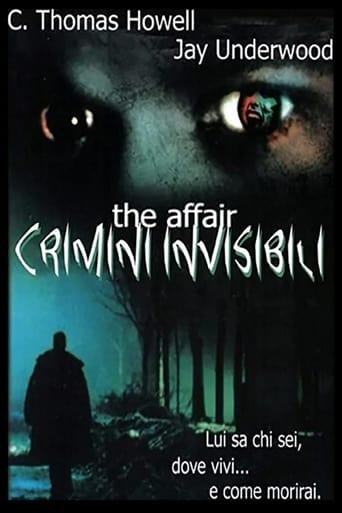Poster of The Affair: Crimini Invisibili