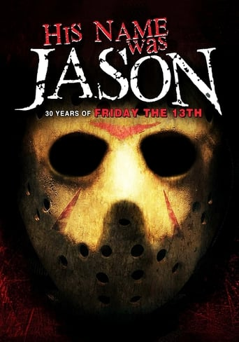Poster of His Name Was Jason: 30 Years of Friday the 13th