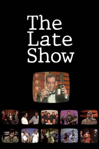 Poster of The Late Show