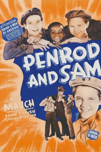 Poster of Penrod and Sam