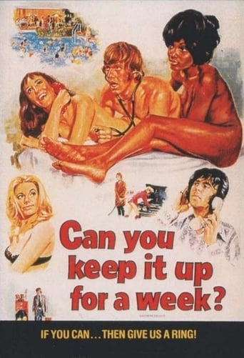 Poster of Can You Keep It Up for a Week?