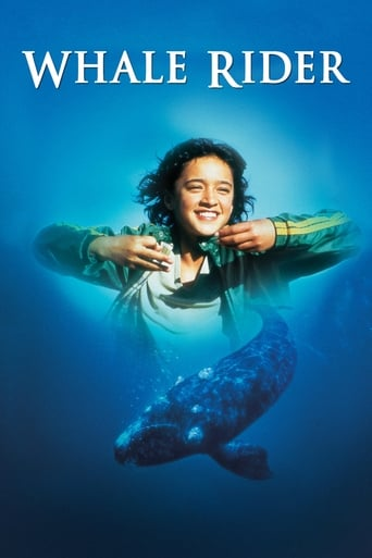 Poster of Whale Rider