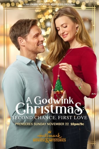 A Godwink Christmas: Second Chance, First Love