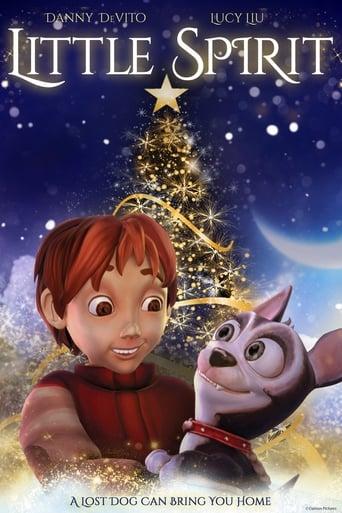Poster of Little Spirit: Christmas in New York