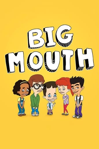 Poster of Big Mouth