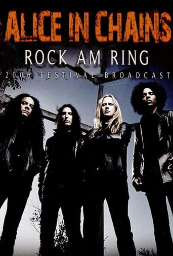 Alice In Chains: Rock Am Ring