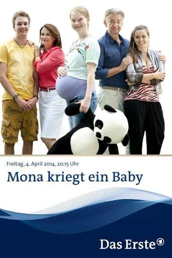 Poster of Mona kriegt ein Baby