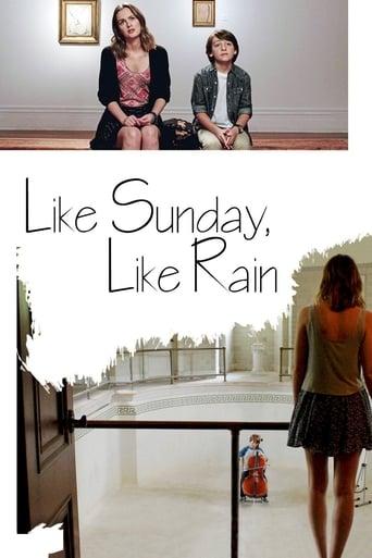 Poster of Like Sunday, Like Rain