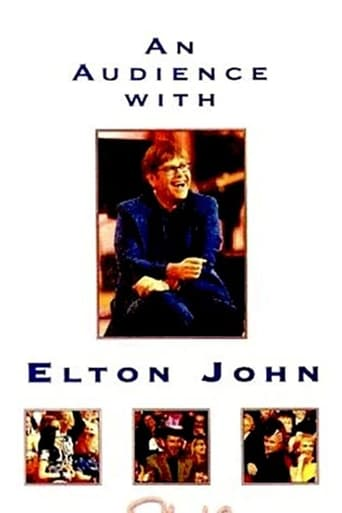 Poster of An Audience with Elton John