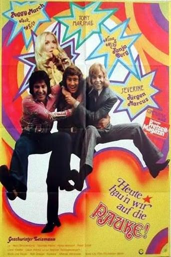 Poster of Heute hau'n wir auf die Pauke