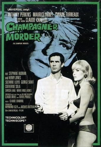 Filmplakat von Der Champagner-Mörder