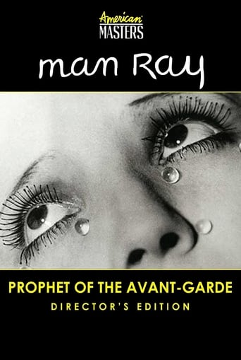 Poster of Man Ray: Prophet of the Avant Garde