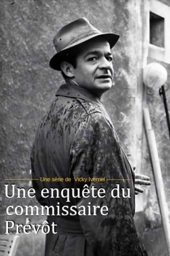Poster of Une enquête du commissaire Prévôt