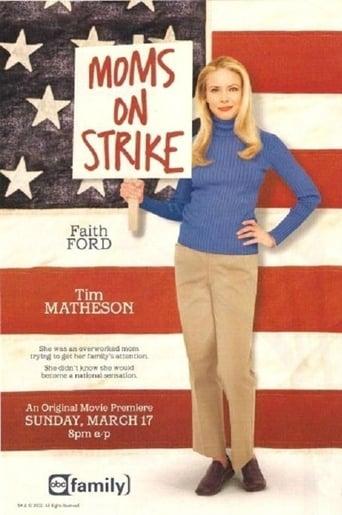 Poster of Moms on Strike