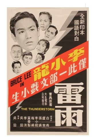 Poster of Thunderstorm