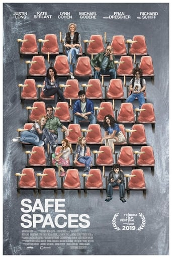 Poster of Safe Spaces