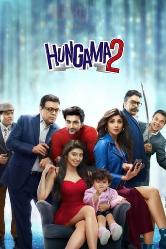 Poster of Hungama 2