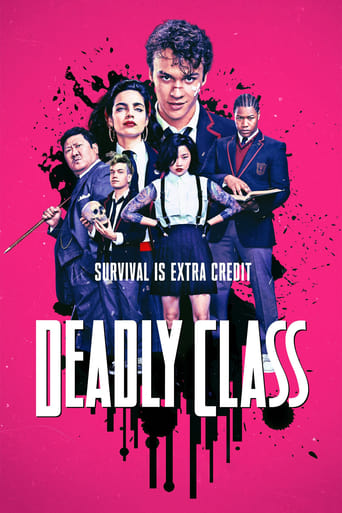Poster of Deadly Class
