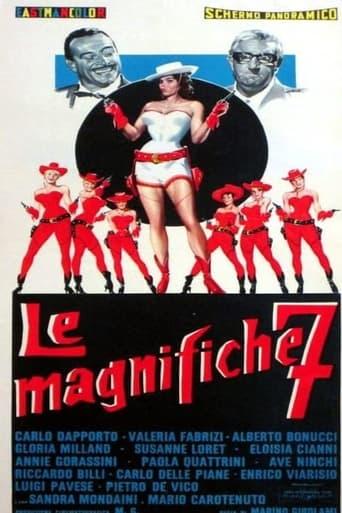 Poster of Le magnifiche 7