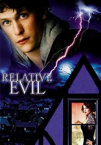 Poster of Relative Evil
