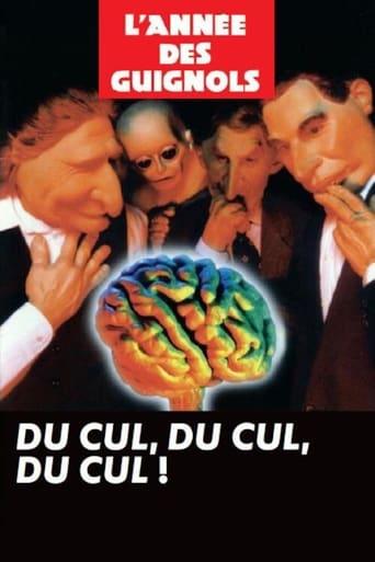 Poster of L'Année des Guignols : Du cul, du cul, du cul !