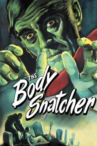 Poster of The Body Snatcher