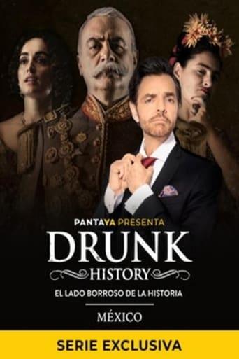 Poster of Drunk History México