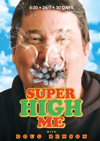 Poster of Super High Me