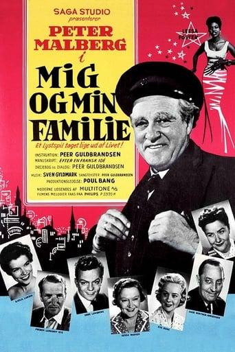 Poster of Mig og min familie