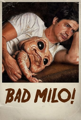 Poster of Bad Milo