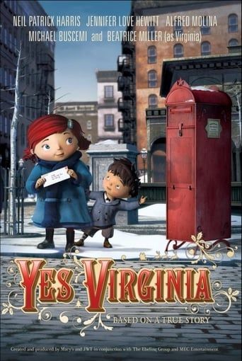 Poster of Yes Virginia