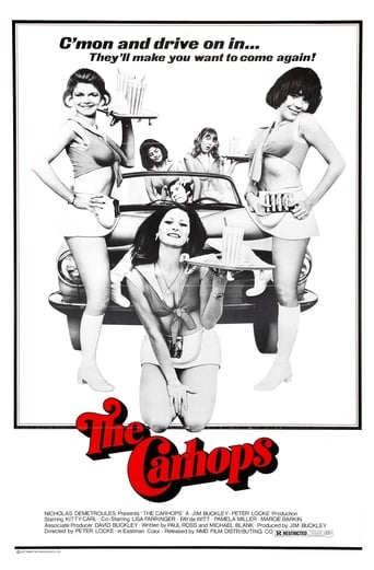 Poster of The Carhops