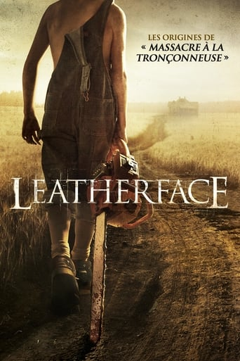 Poster of Leatherface