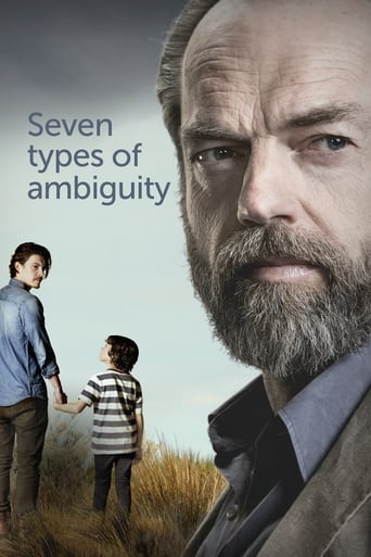 Poster of Seven Types of Ambiguity