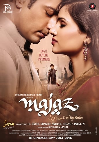 Poster of Majaz: Ae Gham-e-Dil Kya Karun